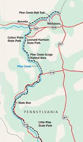Grand Canyon Maps Pennsylvania Grand Canyon Map Www Trailerlife Com