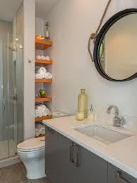 Open Bathroom Shelves Bathroom Shelves For 57 Bathroom Shelves Ideas Pictures Remodel