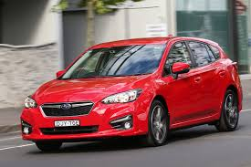 subaru hatchback 2 door 2017 subaru impreza review