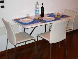 Space Saver Kitchen Table Table And Chairs Space Saver Space Saving Table U Chair Sets Ebay