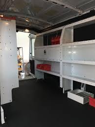 Shelves For Vans by Ford Commercial Trucks Vans U0026 Upfits In Naples Fl Serving Fort