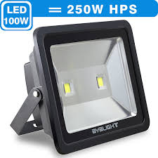 how to waterproof led lights byb 100 watt super bright outdoor led flood light 250w hps bulb