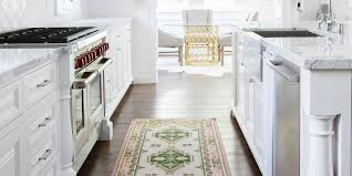 Area Rugs In Kitchen 20 Area Rugs That Make Kitchen Floors Cozy Style U0026 Design