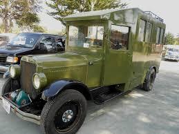 Ford Old Truck Models - vintage truck based camper trailers from oldtrailer com