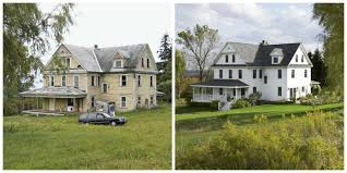 renovating an old house before and after pictures of home for