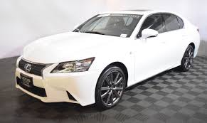 lexus white 2015 white lexus gs 350 for sale used cars on buysellsearch