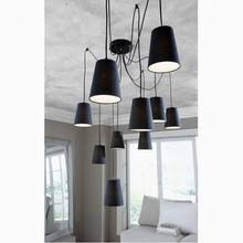 Dining Room Chandeliers With Shades by Popular Black Chandelier Shades Buy Cheap Black Chandelier Shades
