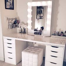 Ikea Vanity Table With Mirror And Bench Best 25 Ikea Vanity Table Ideas On Pinterest Makeup Vanity Ikea