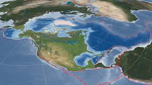 North America Biome Map by North American Tectonic Plate Is Centered On Map Of Azimuthal