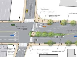 santa monica u0027s lincoln boulevard could get pedestrian friendly