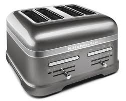 Cuisinart 4 Slice Toaster Review Kitchenaid Pro Line 4 Slice Toaster Williams Sonoma