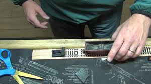 Make Wood Toy Train Track by Making A Ho Model Train Test Track Youtube