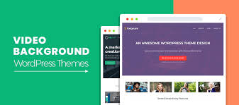 wp themes video background 4 video background wordpress themes 2018 formget