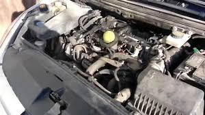peugeot 307 hdi cooling system maintenance cooling fluid change