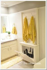 clever bathroom ideas 16 clever diy storage hacks for small bathrooms style motivation