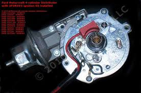 electronic ignition conversion kits for 4 cylinder ford motorcraft