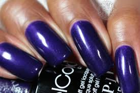 mini manicures opi gelcolor i carol about you simply into my nails
