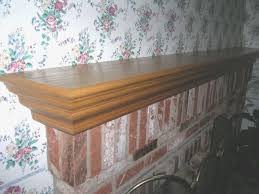 Fireplace Mantel Shelf Pictures by How To Build A Fireplace Mantel Shelf Woodworking Plans From