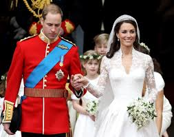 prince william and kate royal wedding world news