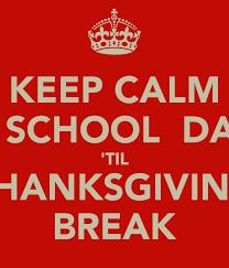 keep calm 14 school days til thanksgiving poster kevin