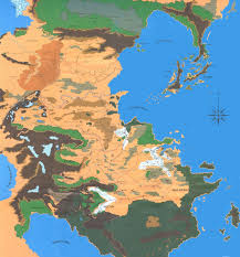 Map Of Avatar Last Airbender World by The Piazza U2022 View Topic What Is On This Ddo Forum Map