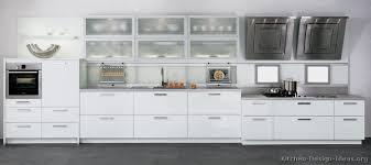 Modern Kitchen White Cabinets Wonderful Modern Kitchen White Cabinets Pictures Of Kitchens