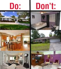 home design do s and don ts 4 do s and don ts for listing your home on the market a path to