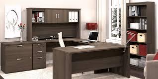 Bestar U Shaped Desk Logan Costco