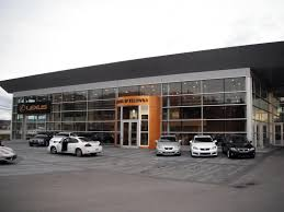 lexus dealership design lexus of kelowna layton consulting