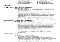 Retail Resume Sample by Sample Of Resume Objective Resume Example