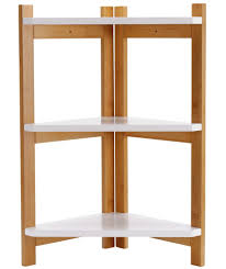 3 Tier Bathroom Stand by Buy 3 Tier Two Tone Corner Shelf Unit At Argos Co Uk Your Online