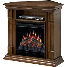 Black Electric Fireplace Black Electric Fireplace Technology With Regard To Corner Decor 5