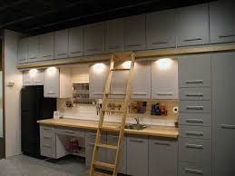 kitchen cabinets in garage garage shamrock cabinets