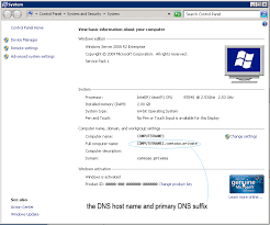 Domain Naming System Dns Tech by Is The Netbios Name Of The Domain Different From The Domain Name