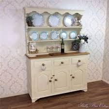 Kitchen Dresser Shabby Chic by Huge Shabby Chic Kitchen Sideboard Dresser Solid Oak Rustic
