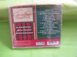 tutm christmas dinner party music cd 16 traditional holiday songs