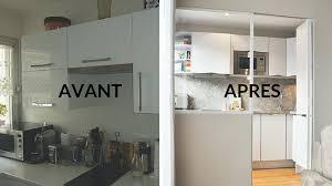 fermer une cuisine ouverte cuisine salon 5 id es de transitions fermer une cuisine ouverte