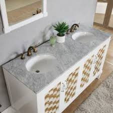 Essex 60 Vanity Foremost Cottage 61 In W X 22 In D Vanity In Antique White With
