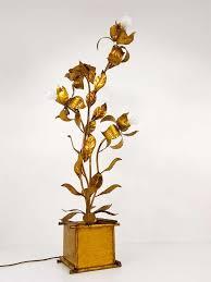 Bamboo Flooring Las Vegas Beautiful Gilt Hollywood Regency Leaves Faux Bamboo Floor Lamp