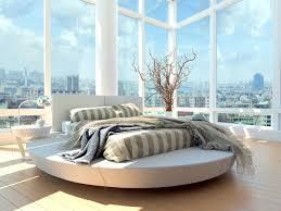 Wicker Beds Bedroom Amazing Aiden Black Round Bed Modern Bedroom Furniture