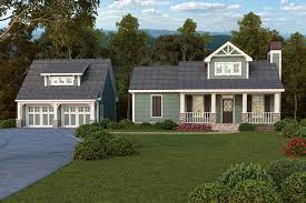 house plans with detached garage in back weekender plan cabin lodge house plan alp 09z1