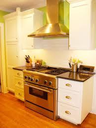 small kitchen makeovers interesting grey backsplash for interior