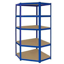 Heavy Duty Garage Shelving by China Heavy Duty Metal Corner Racking Garage Shelving 5 Tier Racks