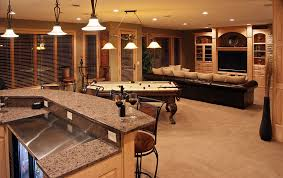 Basement Finishing Costs by Basement Remodels Chicago Il Ohi