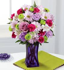 flower shops in jacksonville fl arlington flower shop the ftd purple pop bouquet jacksonville fl