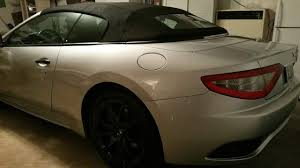 custom maserati granturismo convertible just bought a u002712 gt sport convertible maserati forum