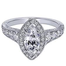 marquise halo engagement ring ben garelick marquise cut halo engagement ring
