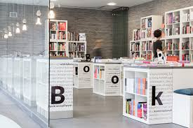 home interior design books express bookstore redesign by studio kasia orwat