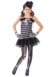 Skeleton Ideas For Halloween Teen Girls Skeleton Costume Teenage Halloween Costume Ideas