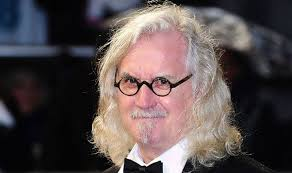 talented billy connolly swaps one liners for line drawings uk